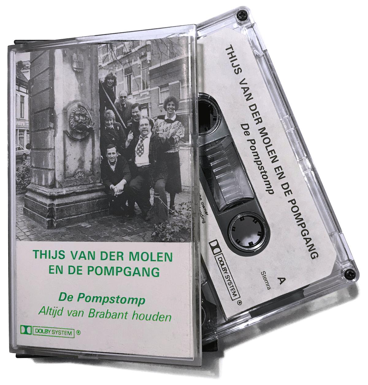 Thijs van der Molen en De Pompstomp